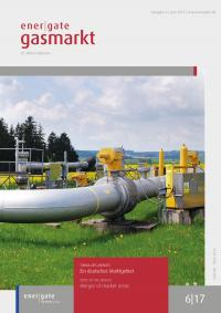 Cover of energate Gasmarkt 06|17