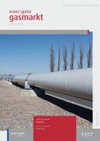 Cover of energate Gasmarkt 11|17