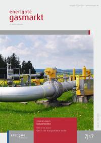 Cover of energate Gasmarkt 07|17