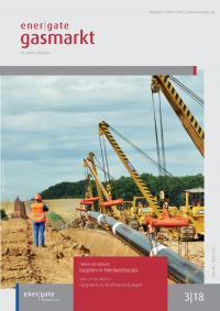 Cover of energate Gasmarkt 03|18