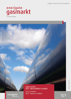 Cover for energate Gasmarkt 01|21