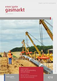 Cover of energate Gasmarkt 04|18