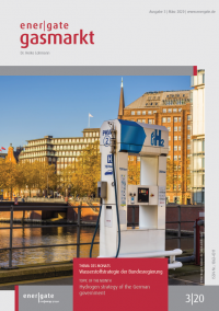 Cover of energate Gasmarkt 03|20