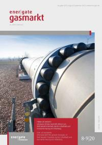 Cover of energate Gasmarkt 08+09|20